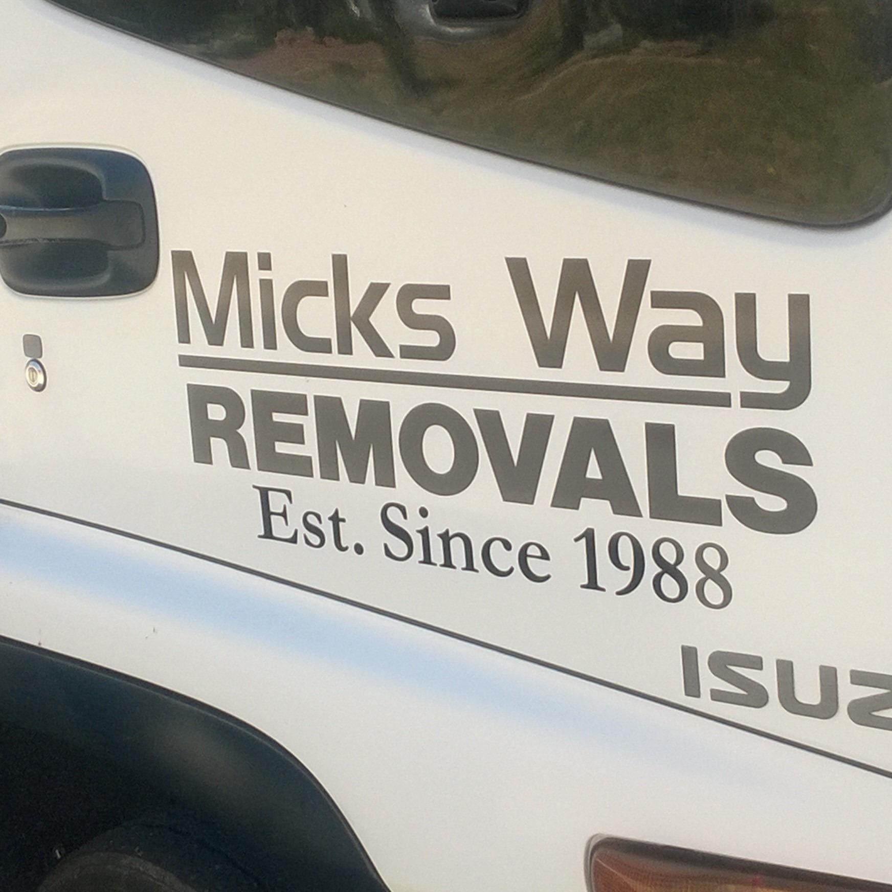 Micks Way Pty Ltd