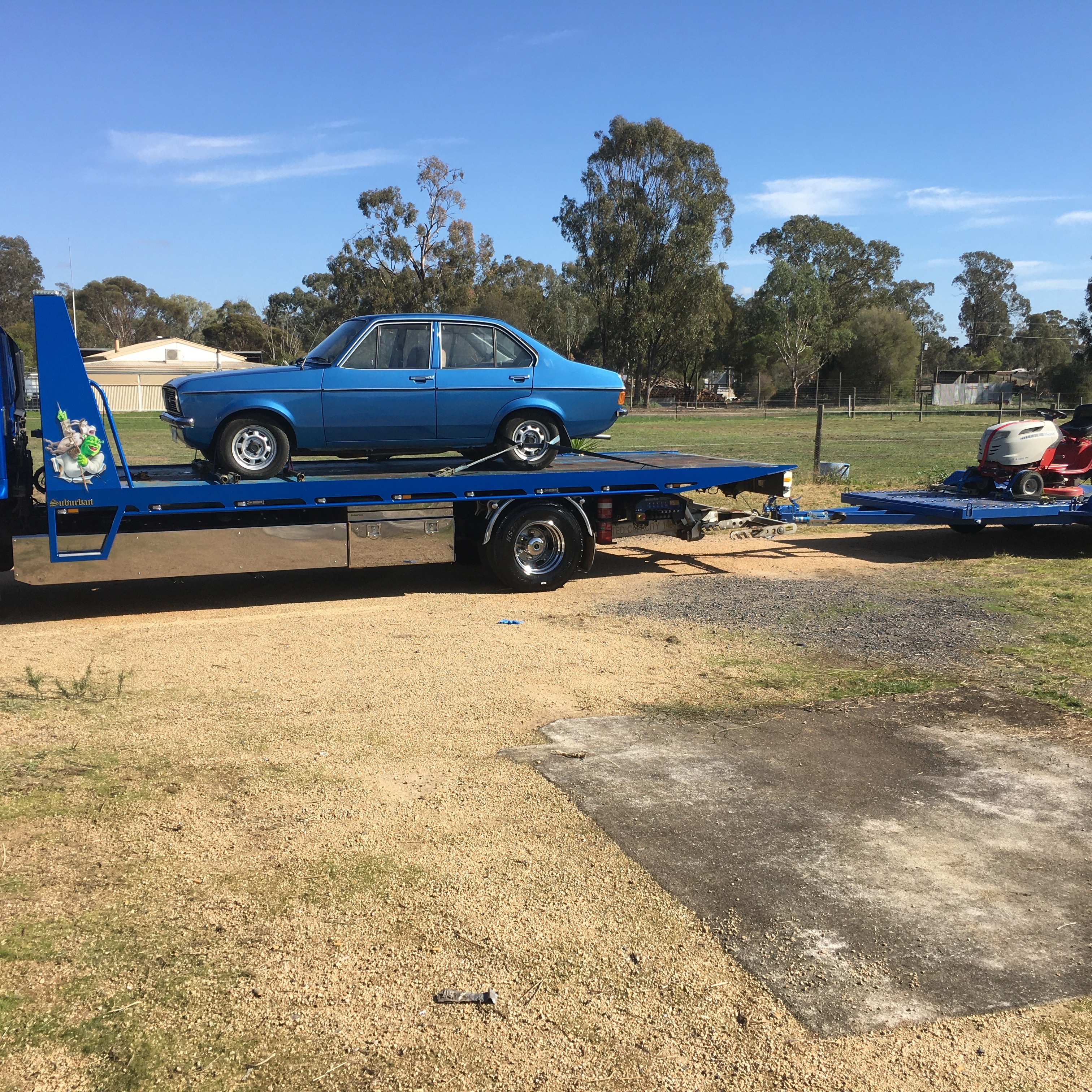 SSS Towing