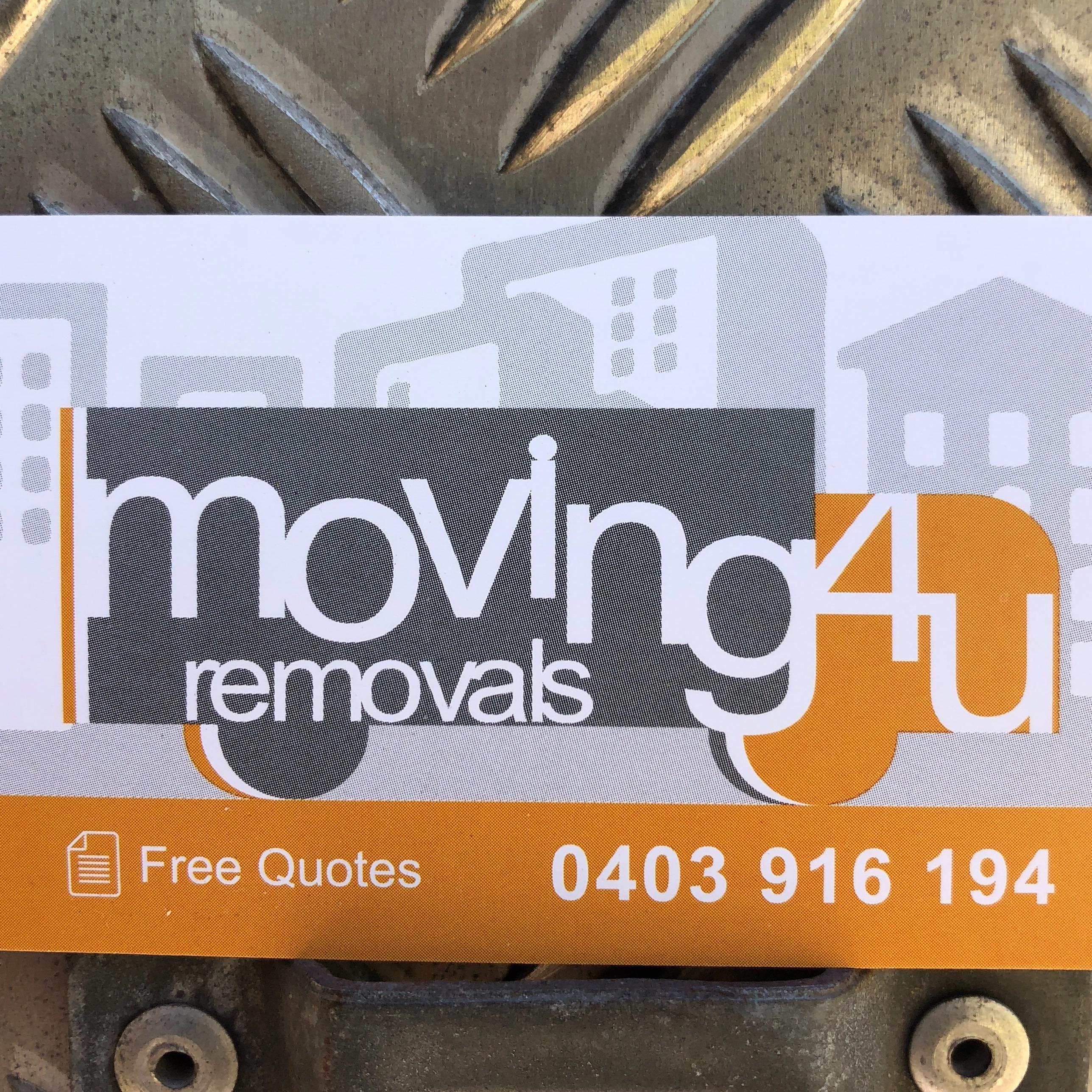 Moving 4 You Pty Ltd