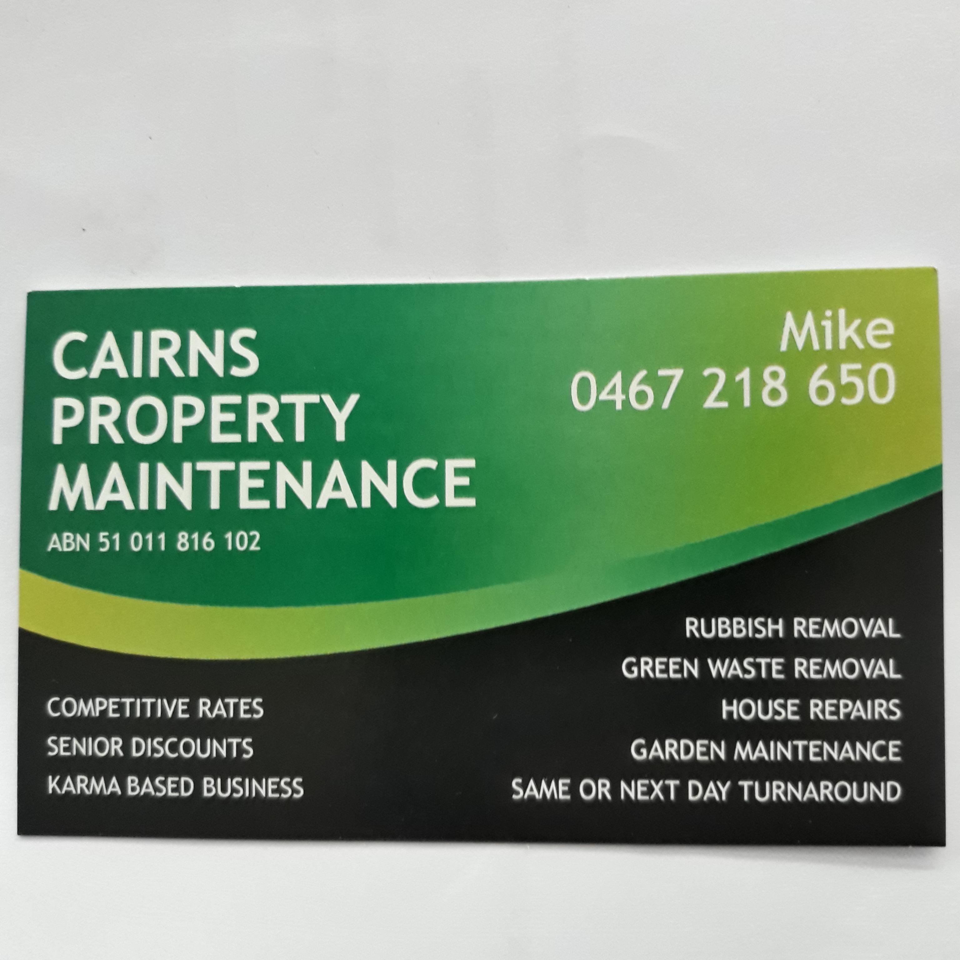 Cairns Property Maintenance