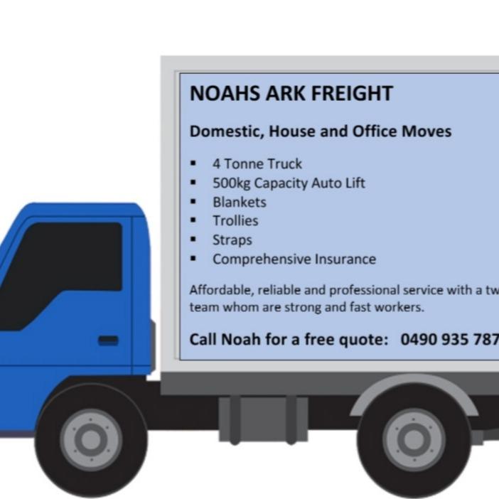 Noah's ark Freight PTY Ltd