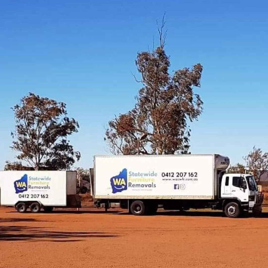 WA Statewide Furniture Removals