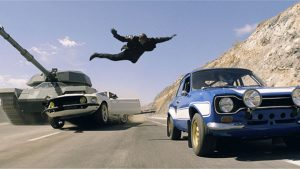 which are the best four car movies