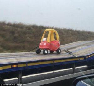 inefficient car transportation funny