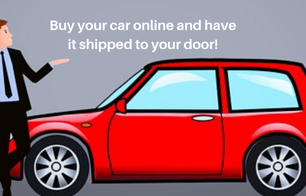 buy your car online and have your car shipped to your door