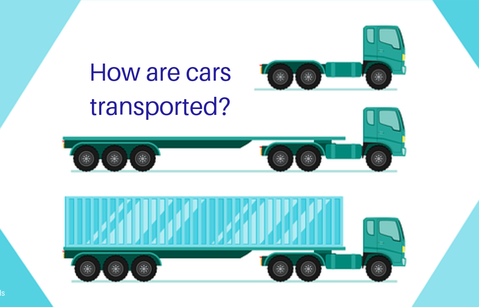 how are cars transported? car transport