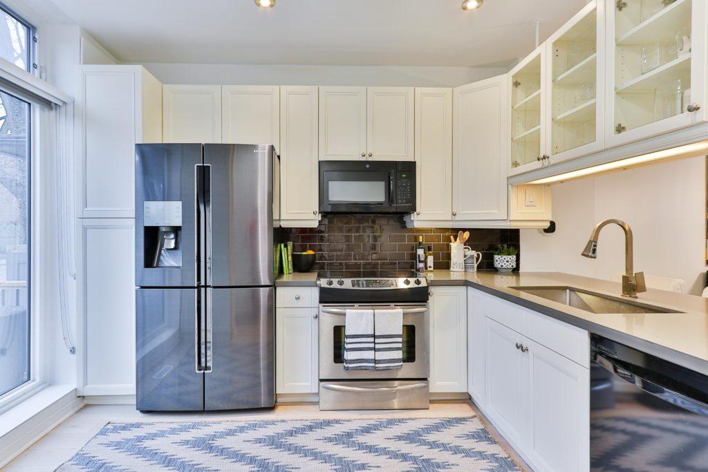 update kitchen appliances to reduce your energy bills